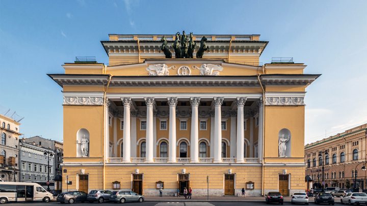 В Александринском театре пройдут мероприятия в честь открытия 265 сезона