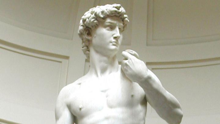 В Италии создают самую точную в мире копию Давида