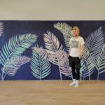 О росписи стен в путешествиях