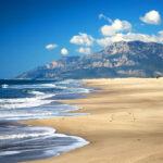 Дорога к пляжу Патара