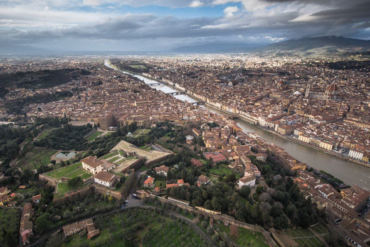 Флоренция – город-музей