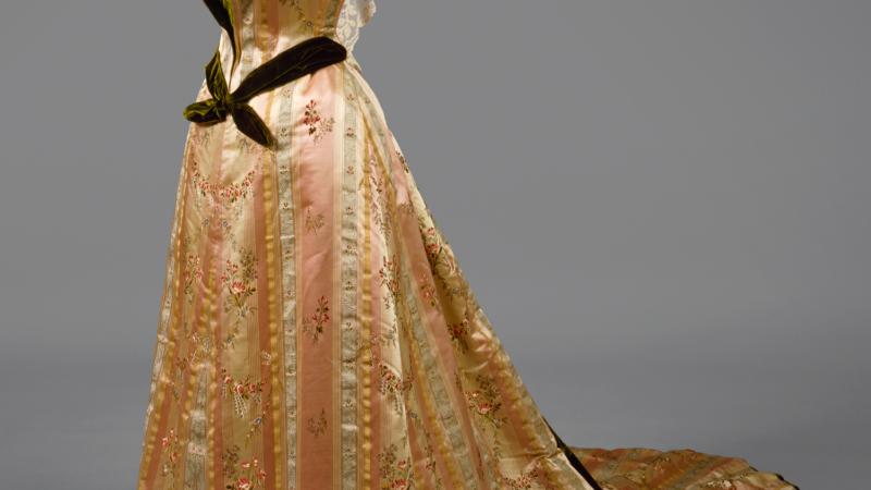 В Москве откроется выставка придворного костюма из собрания Государственного Эрмитажа