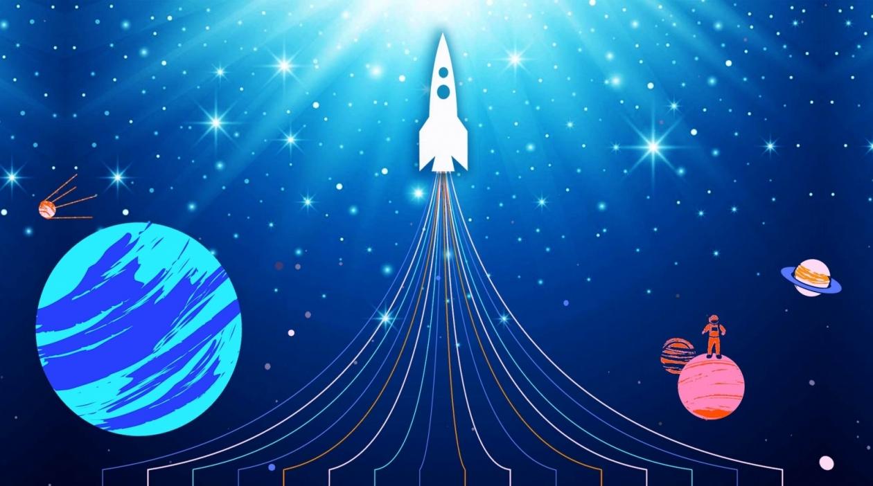 Старт акции «Библионочь-2021» дадут с борта Международной космической станции