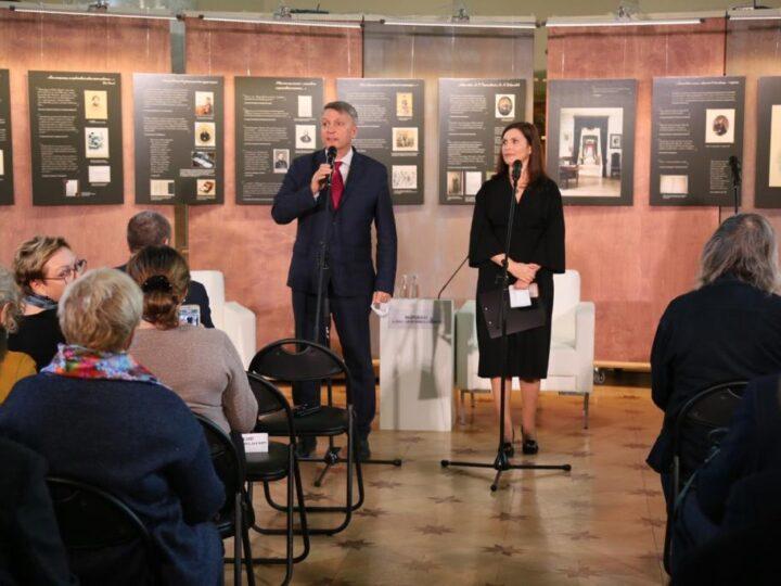 В Санкт-Петербурге прошли тематические мероприятия, посвящённые 200-летию со дня рождения Н.А. Некрасова
