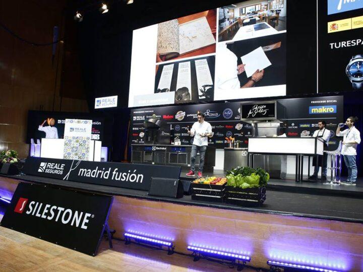Столичный шеф-повар расскажет о трендах московской гастрономии на конгрессе Madrid Fusion 2021