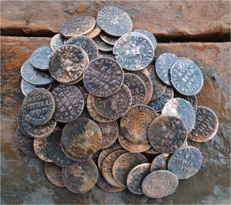 Новгородский музей-заповедник запускает уникальный издательский проект, посвященный монетным кладам