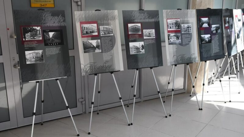 В Минске состоялась выставка, посвященная 200-летию со дня рождения Ф.М. Достоевского