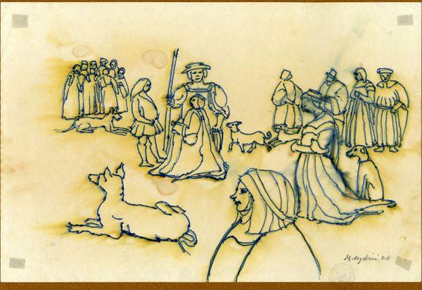 «Ирэн Уголини Золи для Катерины Сфорца» — выставка в Палаццо Романьоли