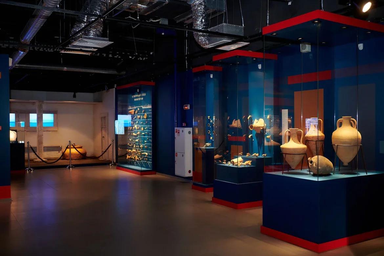 Филиал музея-заповедника «Фанагория» открылся в Парке науки и искусства «Сириус»