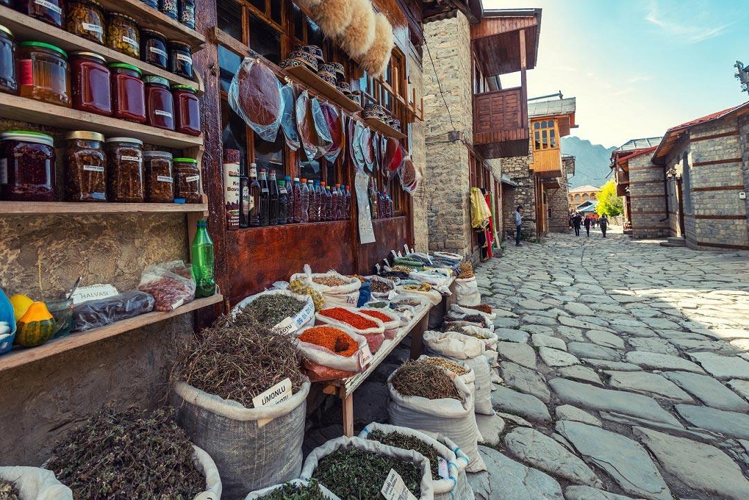 Гастрономические путешествия по Азербайджану