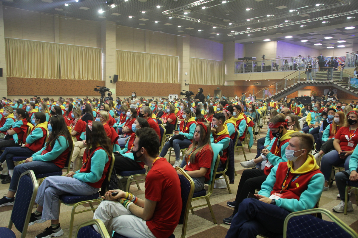 Форум «ОстроVa» собрал на Сахалине талантливую молодежь со всей России