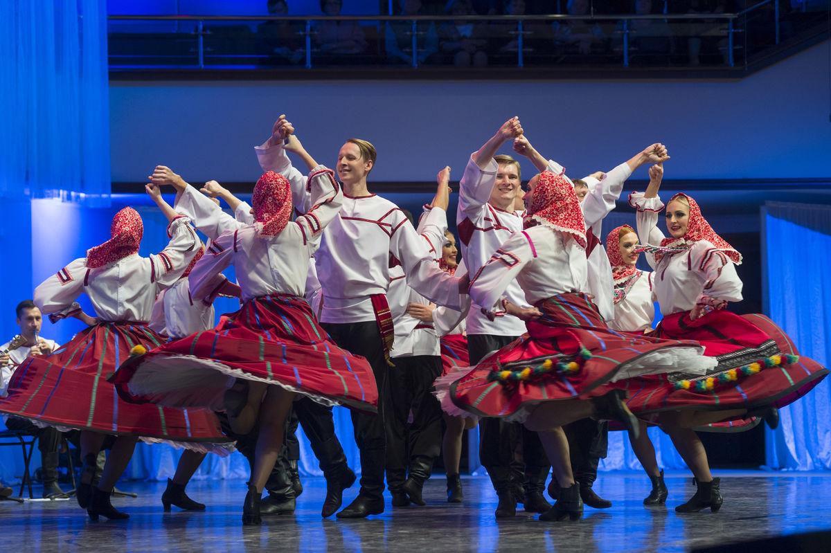 Хор имени Пятницкого выступит в Республике Коми с концертной программой «Россия – Родина моя»
