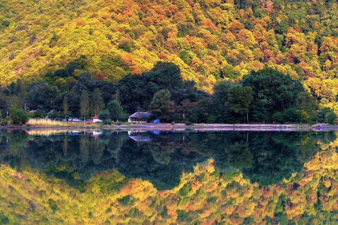 Осенними тропами Азербайджана