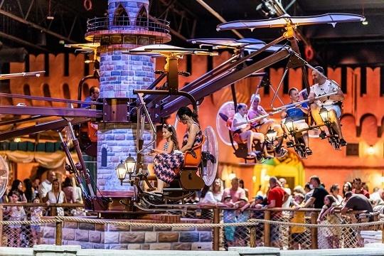 В Польше открыт крупнейший в Европе парк развлечений «Mandoria»