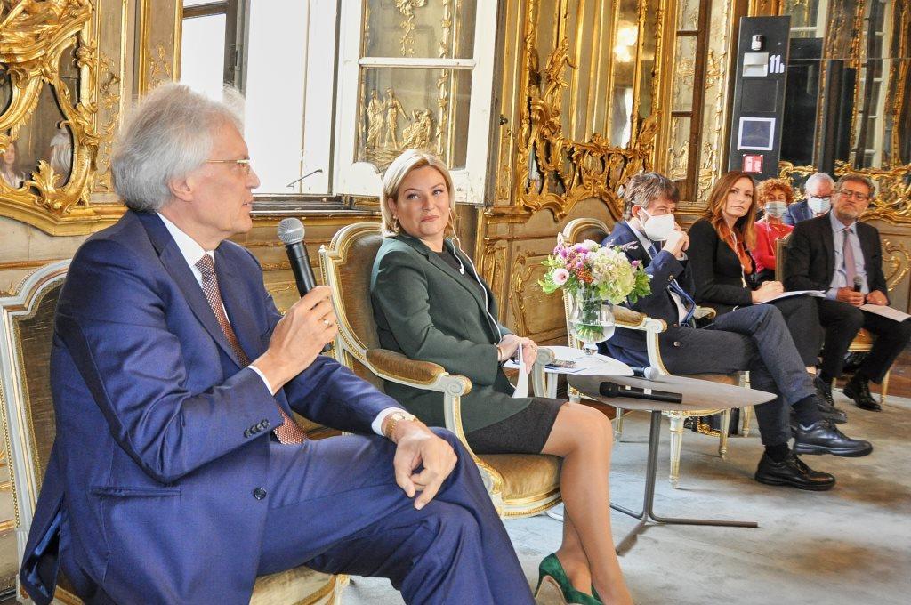 В Милане состоялась торжественная церемония открытия перекрестного Года музеев России и Италии